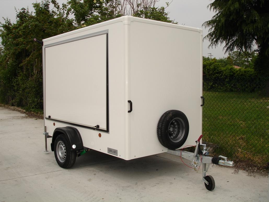 Rimorchio furognato w square bertuola trailer srl for Bertuola rimorchi