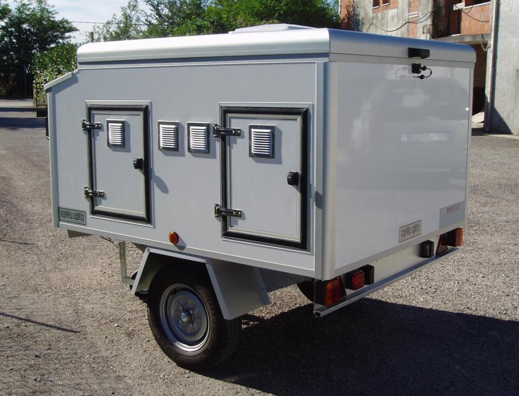 Trasporto animali cassone per trasporto animali 21 mdf for Bertuola rimorchi