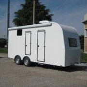 trailer con living