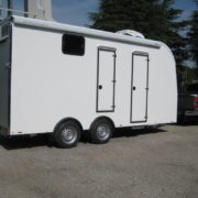 trailer con selleria